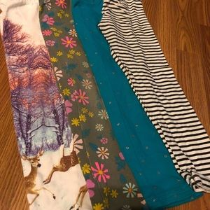 Other - Bundle of girls leggings
